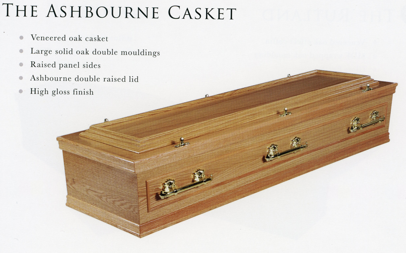 the ashbourne casket