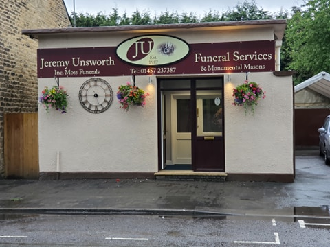 Jeremy Unsworth Funeral Directors Glossop